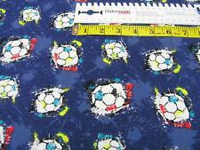 Jersey • Little Darling • Fußball • Baumwoll Jersey Kinder • 0,5m