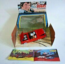 Corgi 348 Vegas Thunderbird, Mint Condition in Superb Original Box