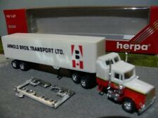 1/87 Herpa Peterbilt Arnold Bros. Transport US TRuck 850008