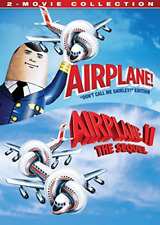 `HAYS,ROBERT`-AIRPLANE 2 MOVIE COLLECTION (US IMPORT) DVD NEW