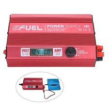 Genuine eFUEL 30A 100-240V to DC 12-18V Power Supply fr RC Battery US Plug N1CS