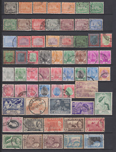 Selangor 1935/70's Collection Used to $5