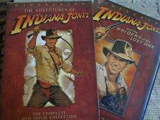 Indiana Jones:Adventures Of,Complete 5 DVD Collection,Widescreen,THX 5.1 Audio