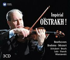 Imperial Oistrakh - Beethoven / Oistrakh / Berlin Phi (2015, CD NIEUW)3 DISC SET