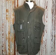 TENSON Adventure Clothing Photography Hooded Vest Large Fishing Pockets Hunting