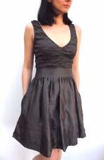 V-Neck Party/Cocktail Dresses for Women with Full Skirt