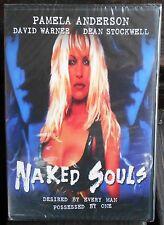 NAKED SOULS ( DVD 2005)VERY RARE PAMELA ANDERSON 1996 SCI FI THRILLER BRAND NEW