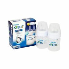 Avent Classic Plus Bottle 4oz Twin Pack - Pack of 2