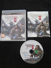 PS3 : DUNGEON SIEGE III 3 - Completo, ITA !