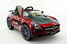 Mercedes Benz SLS Final Edition Ride on Toy Car 12V Battery Remote Control