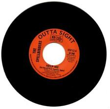 """THE SPELLBINDERS Help Me / Chain Reaction NEW NORTHERN SOUL 45 (OUTTA SIGHT) 7"""""""