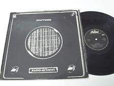KRAFTWERK Radio-Activity - PORTUGAL LP - 2nd release  RARE
