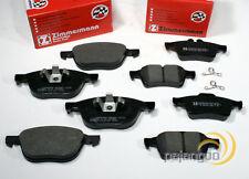 Ford Grand C-Max - Zimmermann Bremsbeläge Bremsklötze für vorne hinten*
