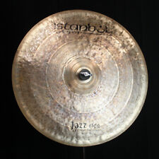 """Istanbul Agop 19"""" Special Edition Jazz Ride - 1745g (video demo)"""