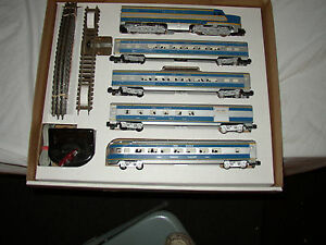 AMERICAN FLYER 20767 EAGLE SET BOX ONLY(  NO ENGINES,CARS OR ACCESSORIES)