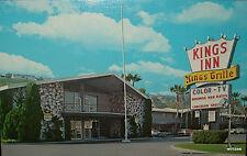 SAN DIEGO CALIFORNIA Kings Inn on Hotel Circle VINTAGE POSTCARD