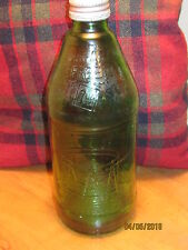 7 Up Sugar free Bicentennial Bottle –Vintage 1976 Collectible w/ 1776 drum
