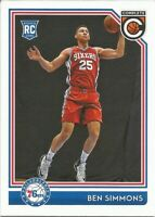 Ben Simmons Rookie RC Panini Complete 2016/17 - NBA Basketball Card #4