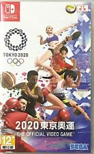 Olympic Games Tokyo 2020: The Official Video Game Chi/Eng sub Switch BRAND NEW
