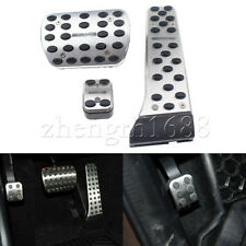 AT Foot Pedal For Benz C E GLK Class C300 W204 W212 GLK300 GLK350 AMG SET 3pcs