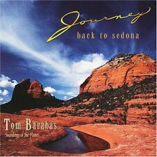 Tom Barabas - Journey Back to Sedona [New CD]