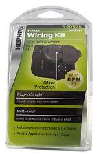 Hopkins Trailer Plug Wiring Connector Socket 40975 7 & 4 Way Chevy Chrysler