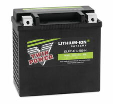 Twin Power DLFP14HL-BS-H Lithium-Ion Batteries for V-Twin