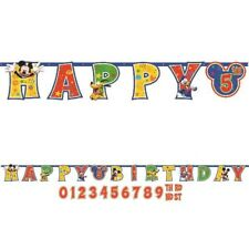 Mickey Mouse Clubhouse Jumbo Add An Age Banner Happy Birthday Party