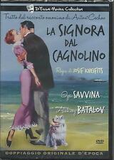 La signora dal cagnolino (1960) DVD