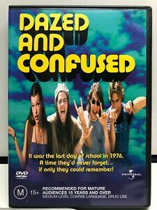 Dazed and Confused - DVD - AusPost with Tracking