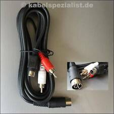 Commodore C64 / C128 Kabel S-Video Mini DIN 4pol 1Meter