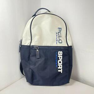 Vintage 90s Polo Sport Polo Ralph Lauren Mini Backpack Spellout Bag