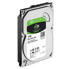 Disco Duro HDD SEAGATE 3.5 1TB 7200RPM 64MB SATA3 Desktop Barracuda ST1000DM010
