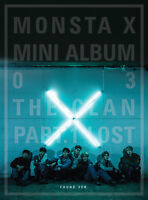 MONSTA X - The CLAN 2.5 Part.1 LOST [FOUND ver.] CD+Booklet+Photocard+Free Gift