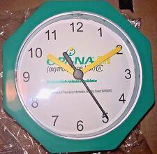 Banned Opana drug rep clock pharmaceutical  opioid pain killer advertising RARE
