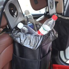 Car Trash Can Foldable Garbage Bin Storage Organizer Waste Basket Container Home