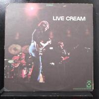 Cream - Live Cream LP Mint- SD 33-328 ATCO Yellow Labels 1970 USA Vinyl Record