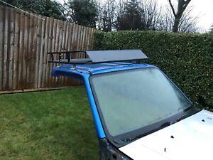 Suzuki Jimny Roof Rack Bases Base Mounts Brackets Custom Roof Crate Box S/S