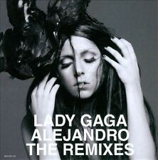 NEW - Alejandro the Remixes by Lady Gaga