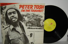 "PETER TOSH I'm The Toughest Dutch Pressing Vinyl 12"" 1979 Rolling Stones Records"