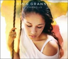 Stairwells 2011 by Kina Grannis Ex-library - Disc Only No Case