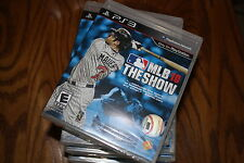 MLB 10: The Show (Sony Playstation 3, 2010) Brand New