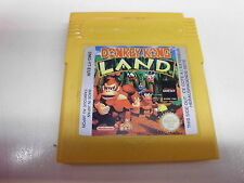 Nintendo Game Boy DONKEY KONG LAND