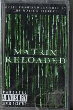 "LINKIN PARK - DAVE MATTHEWS BAND - MANSON ""MATRIX RELOADED"" 2 CASSETTES / SEALED"