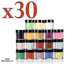 Acrylic Nail Color Powder