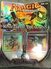 Magic the Gathering MTG - Knights vs Dragons Factory Sealed Duel Deck