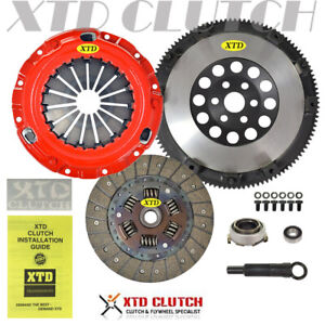 XTD STAGE 2 PERFORMANCE CLUTCH + FLYWHEEL KIT fits 90-05 MIATA MX-5 1.6L 1.8L