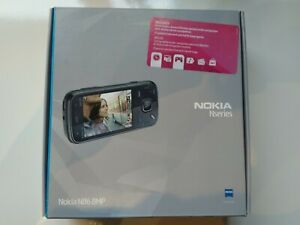 Nokia N86 - 8GB - Indigo Black (Unlocked) Smartphone