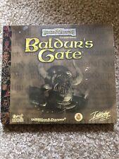 FORGOTTEN REALMS BALDUR'S GATE PC 5 disc 1998