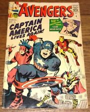 Superheroes 1st Edition US Silver Age Comics (1956-1969)